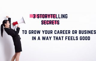 storytelling secrets to grow your business