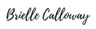 Brielle Calloway Logo